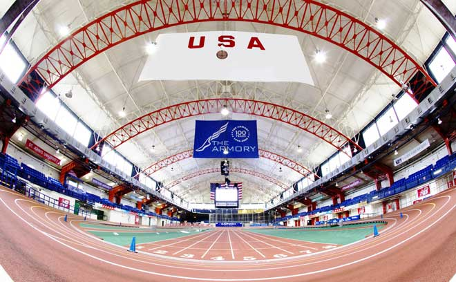 New Balance Track & Field Center