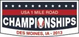 USA 1 Mile Road Championships | Des Moines, IA