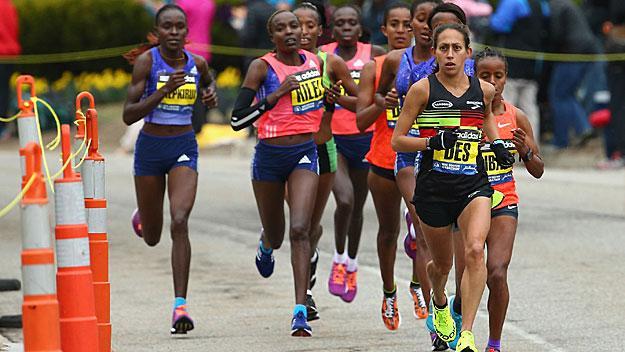123afb0b9f0a3 Boston Marathon - News - Hansons-Brooks Runner Des Linden Dominates ...