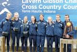 Georgetown Women's Cross Country Team - 2011 NCAA Champions