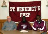 St. Benedict's Prep staff photo