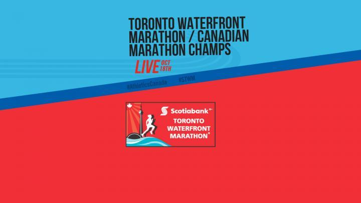 AthleticsCanada TV - News - 10/18/15 - Toronto Waterfront Marathon