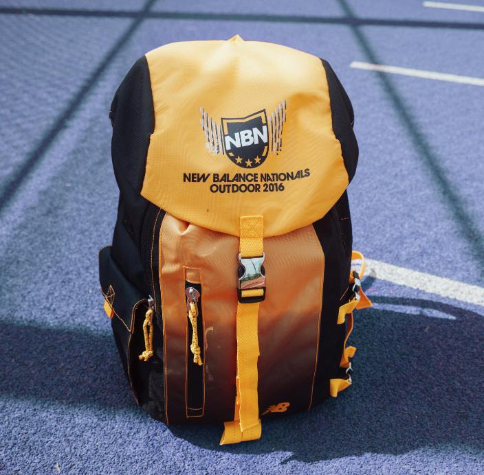 e2b26dbd5f7f New Balance Nationals Outdoor - News - 2016 New Balance Nationals Backpack  Released