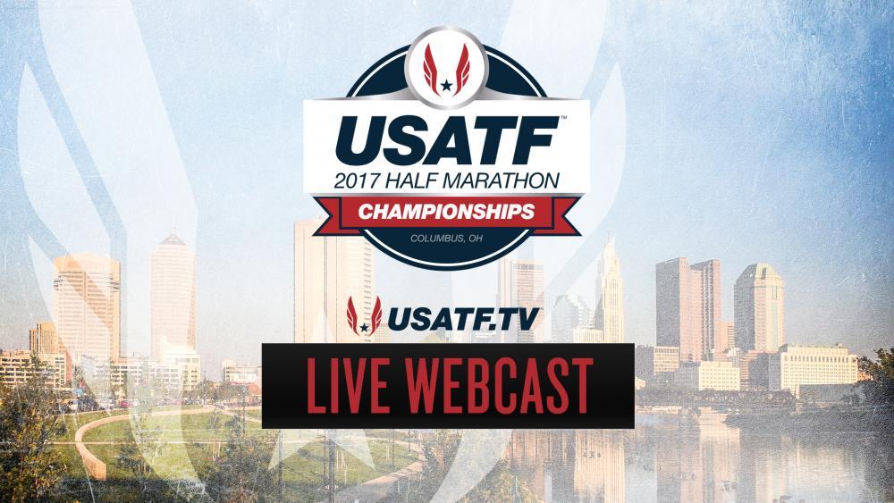 USATF.TV - Videos - LIVE Webcast - USATF Half Marathon ...