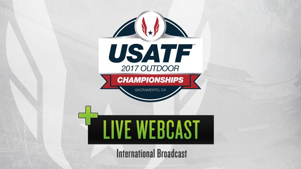 Usatf Outdoor Championships Videos Live Webcast Selected