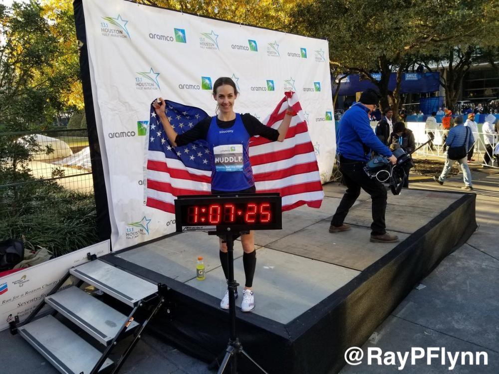 Chevron Houston Marathon / Aramco Houston Half Marathon - News