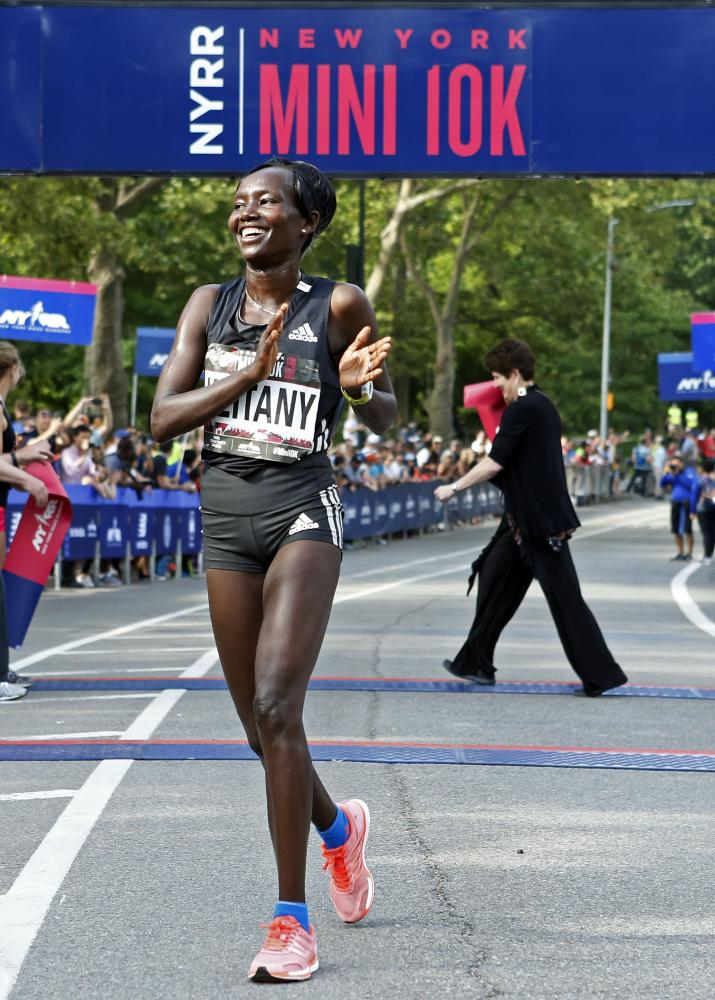 bb45776202650 NYRR New York Mini 10K to Surpass 200,000 Total Finishers on Saturday, June  9, with Generations of Women and Girls, Past Champions, and Marathon  Winners ...