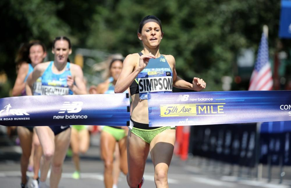 64c4814fa29d1 Jenny Simpson and Nick Willis to Race for Record-Setting Titles at New  Balance 5th Avenue Mile