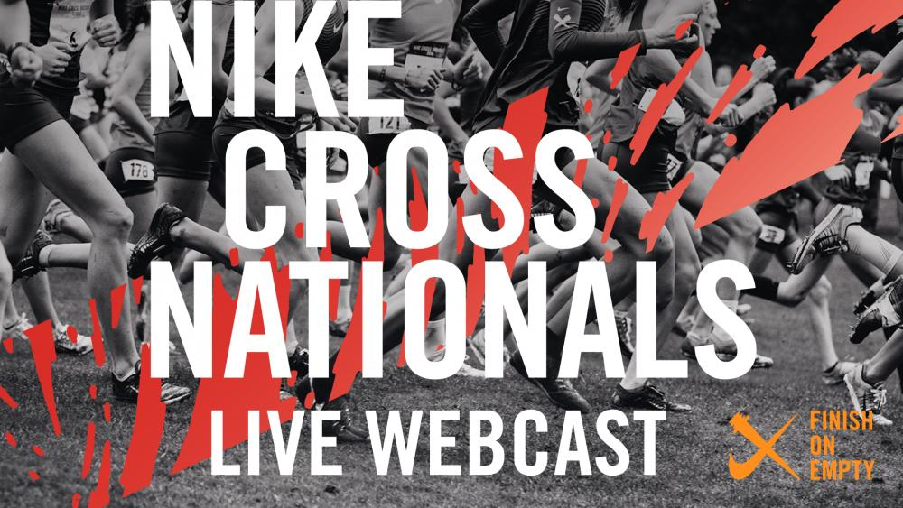 sports shoes 58570 80c49 DyeStat.com - Videos - LIVE Webcast - Nike Cross Nationals 2018
