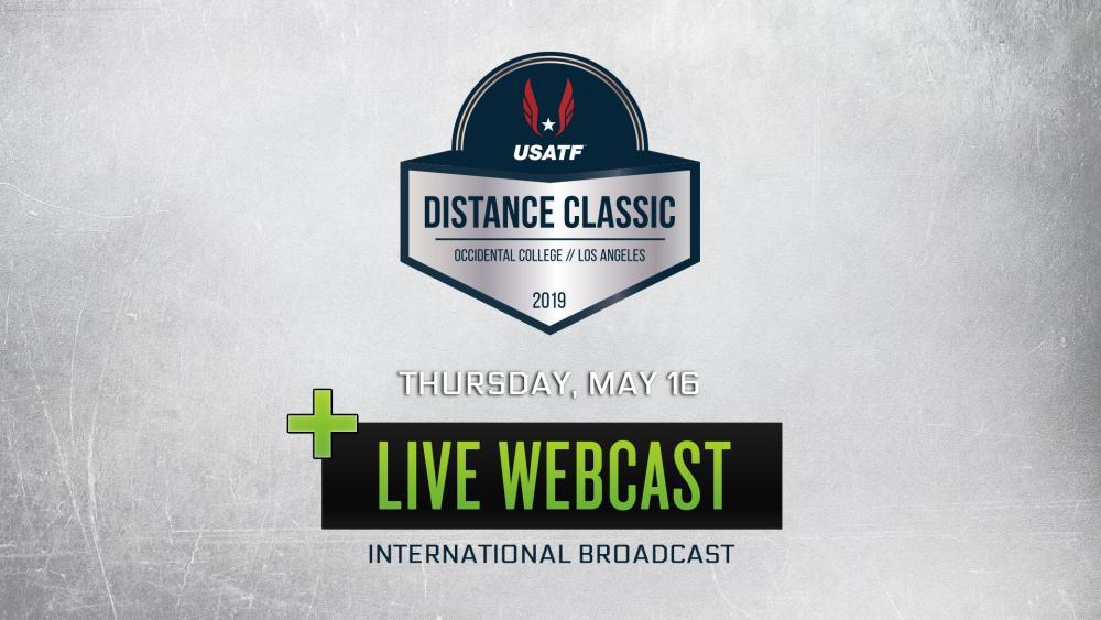 USATF Distance Classic - News - 5/16/19 - USATF Distance Classic