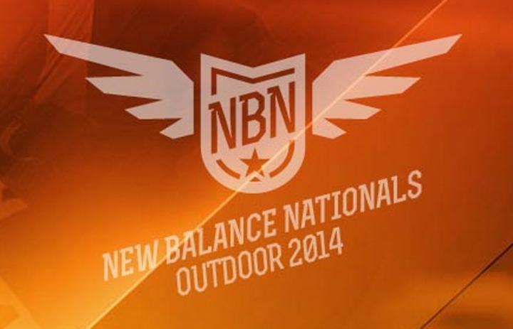 New Balance Nationals Outdoor - News - 2014 Entries - New