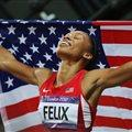 iaaf.org - Triple gold for the USA from Felix, Merritt and Reese - London 2012 Day Six Report