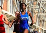 D1 Central Connecticut State Womens T&F - Women's 4x400 Breaks CCSU Record
