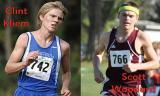 D1 Southern Illinois Carbondale Mens XC - Kliem and Woodard Sign NLIs to Join Cougar Cross Country