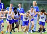 D1 Central Connecticut State Mens XC - Men's XC Finishes 6th at Ted Owen Invite