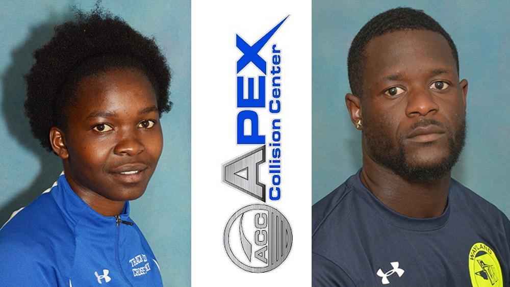 Manuel Collision Center >> News Cherono Kaguako Named Apex Collision Center Student Athletes
