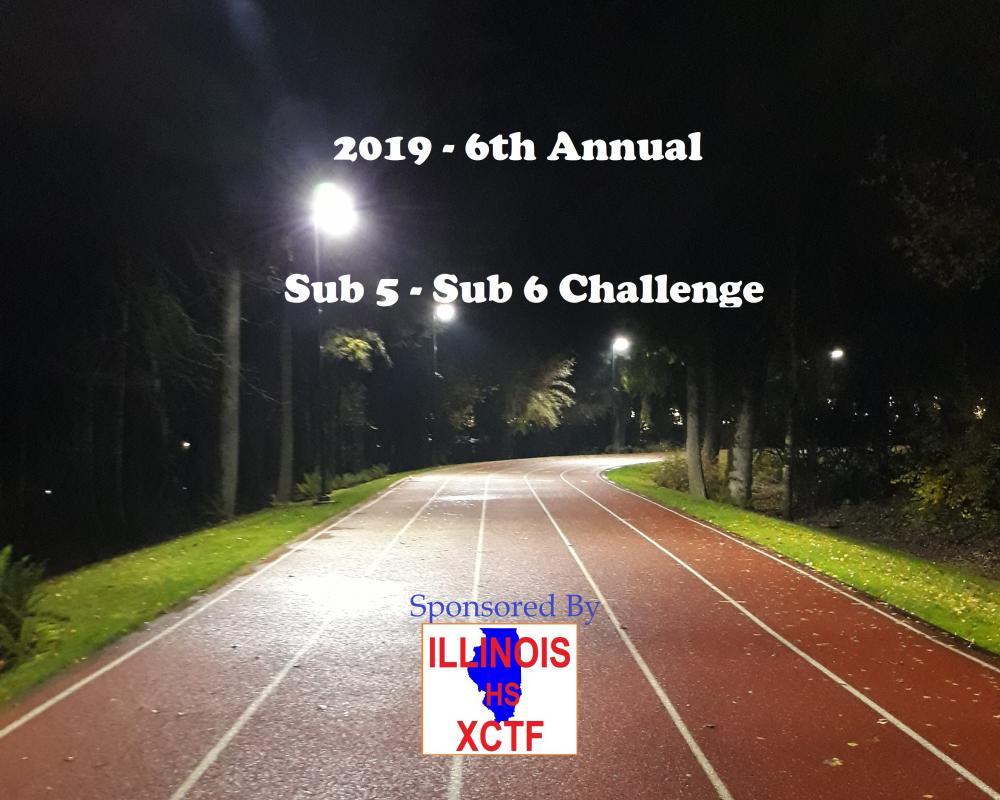 ILXCTF - Mike Newman - News - Sixth Annual Sub 5/Sub 6 Challenge