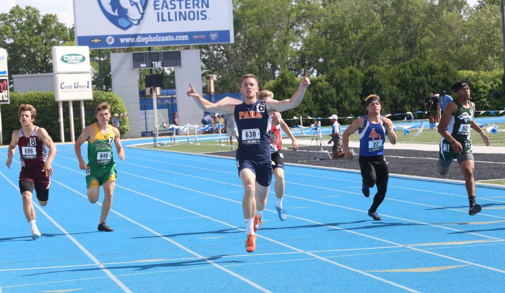 ILXCTF - Mike Newman - News - Barr misses records, gains