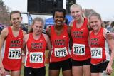DyeStat.com - News - Allie Janke Leads North Central To Third Straight 3A Title - Washington State XC Meet Recap 2019