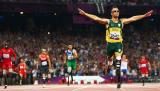 Linked to tragedy ... Oscar Pistorius. Photo: Getty Images