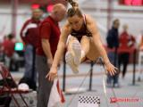 D1 Univ of Nebraska T&F - Huskers Finish Second, Fourth at Big Ten Indoor Championships