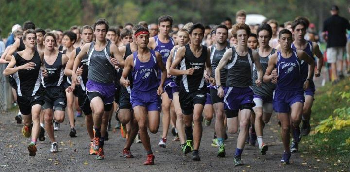RunnerSpace com/MA - News - Dean Vogel leads West Springfield boys