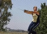D1 UC Irvine Womens T&F - Jessica Imani Breaks Own School Record in Hammer Throw