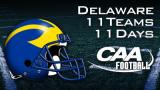 D1 Conf CAA Mens XC - 11 Teams/11 Days - Delaware Blue Hens