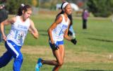 D1 Seton Hall Womens XC - Rolle Wins; XC Squads Finish 2nd