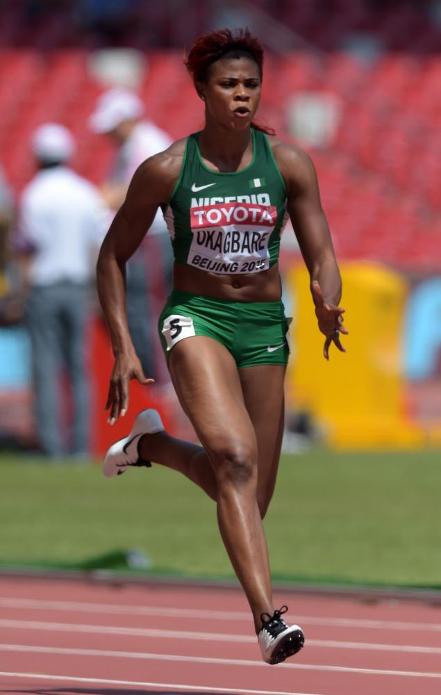 Guinness Book of World Records recognizes Nigerian Okagbare