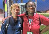 DyeStat.com - News - Penn Throwers Mahama, Minichello Have Powerful Presence at USATF U20 Outdoor Championships