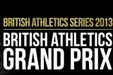 2013 Results - British Athletics Indoor Grand Prix
