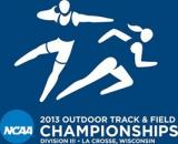 2013 LIVE Webcast Info - NCAA D3 Outdoor Championships