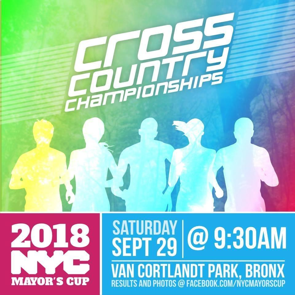 News - 2018 Results - NYC Mayor's Cup Cross Country City Championships