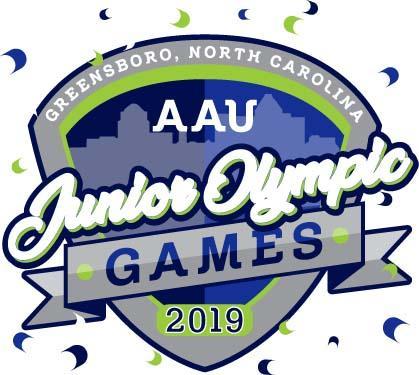 AAU Junior Olympic Games - News - 2019 Results - AAU Junior