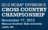 2012 Results - NCAA D2 Cross Country Championships