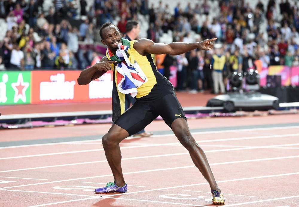 9da73805e DyeStat.com - News - Usain Bolt Scores Two Goals in First Start for ...