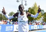 Eliud Kipchoge and Caterine Ibarguen Win IAAF World Athletes of the Year