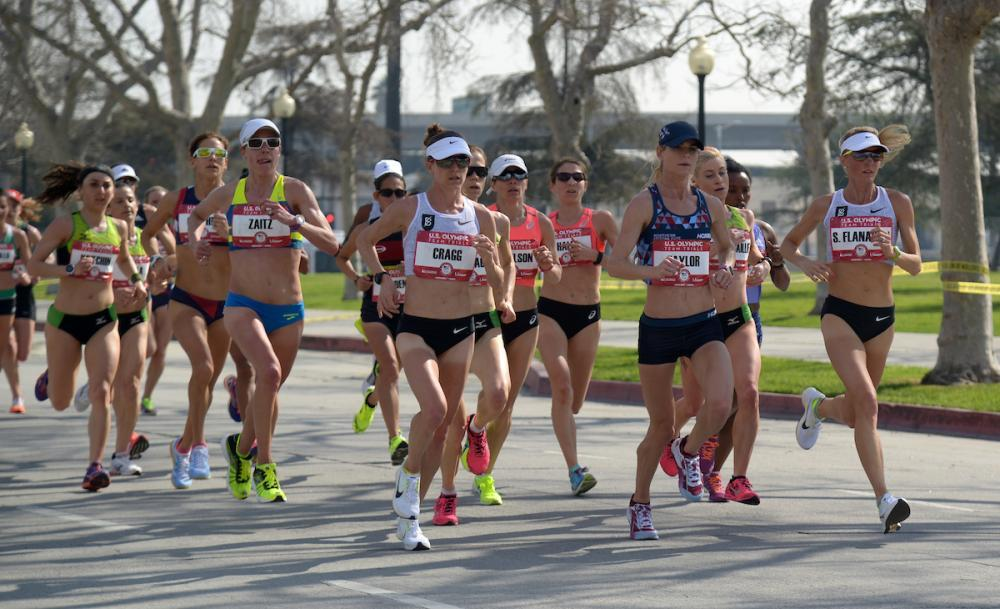 Image result for us olympic trials marathon women