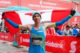 DyeStat.com - News - Cam Levins To Return to Toronto Waterfront Marathon With Eye on Olympic Berth