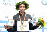 DyeStat.com - News - Gladys Cherono to Defend her 2018 Berlin Marathon Win