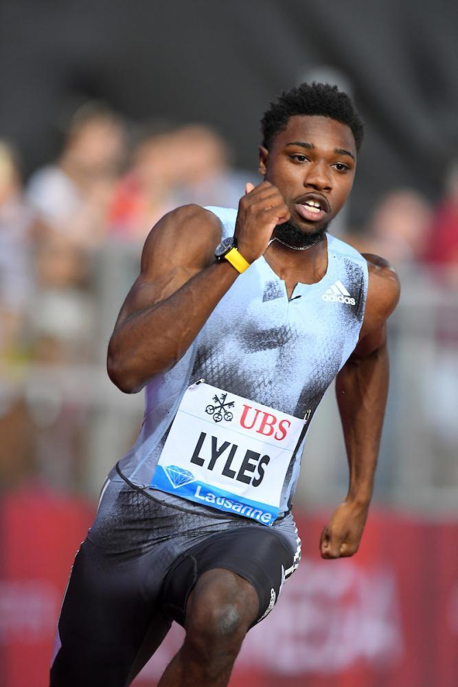 Diamond League: Noah Lyles breaks Usain Bolts 200m record